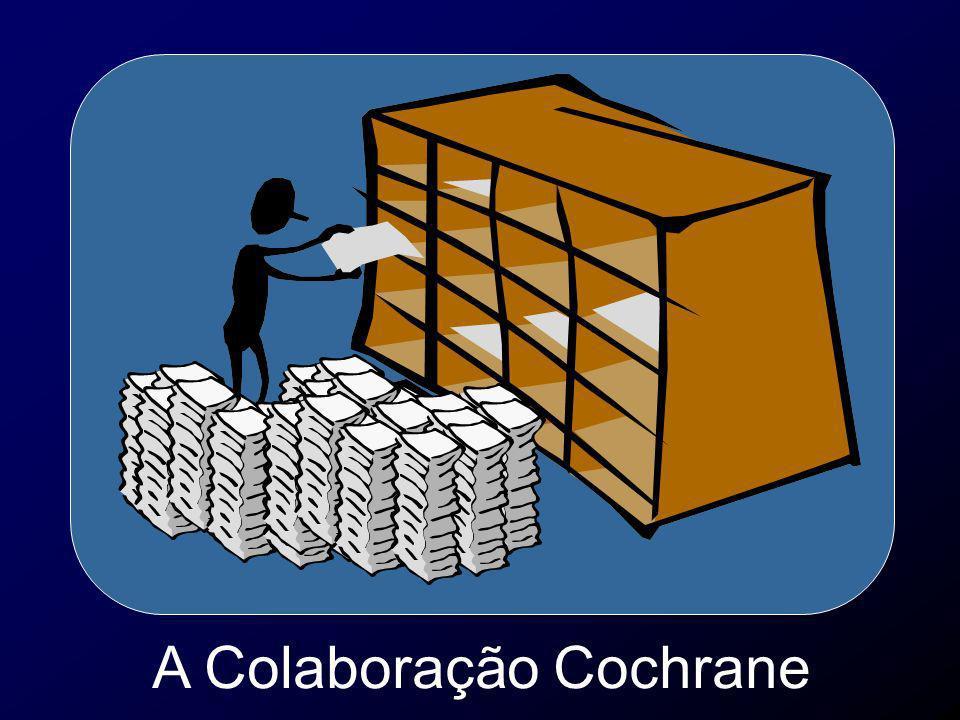A Colaboração Cochrane