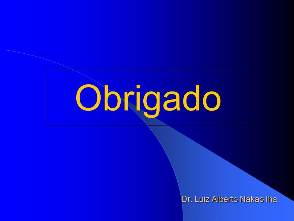 Dr. Luiz Alberto Nakao Iha
