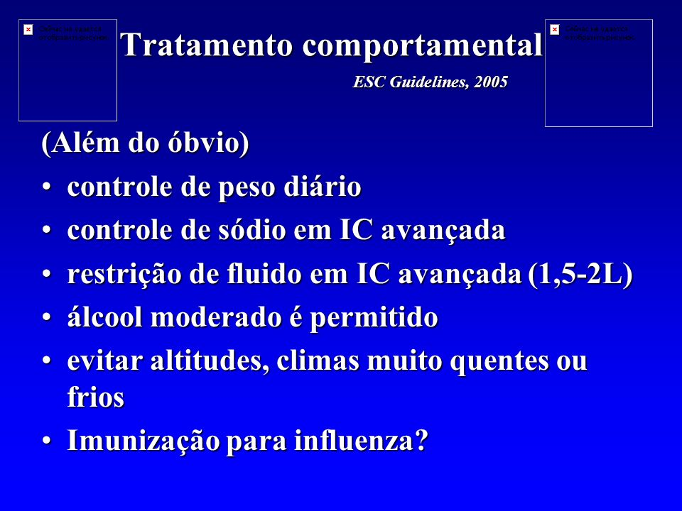Tratamento comportamental