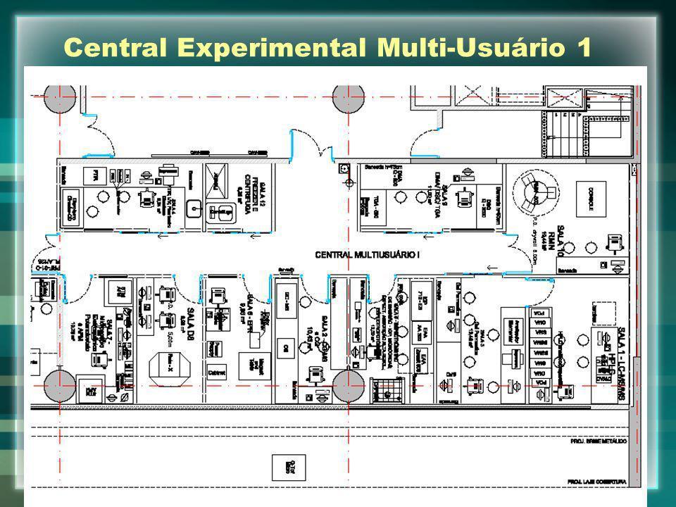 Central Experimental Multi-Usuário 1