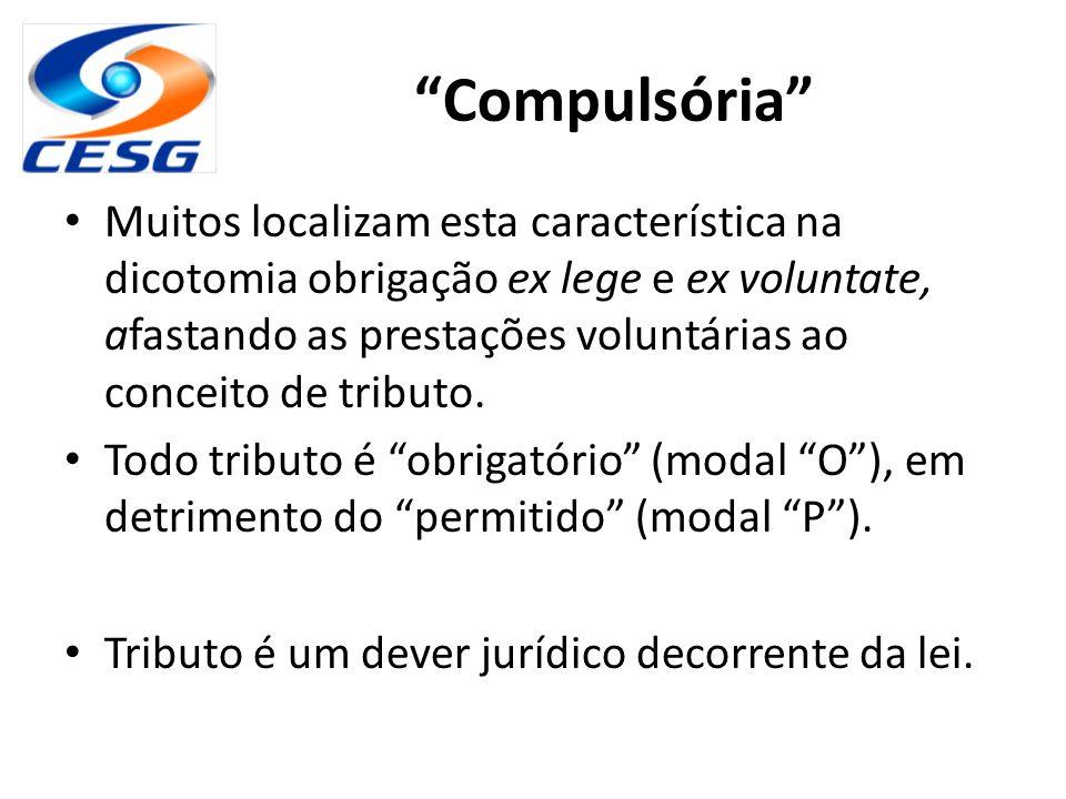Compulsória