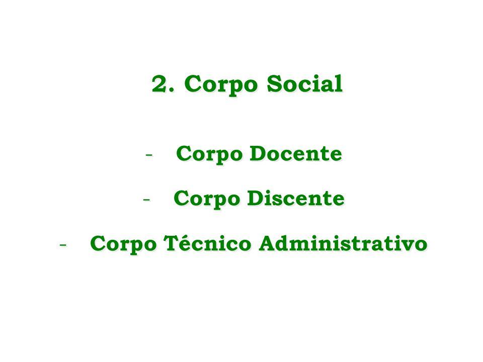 Corpo Técnico Administrativo