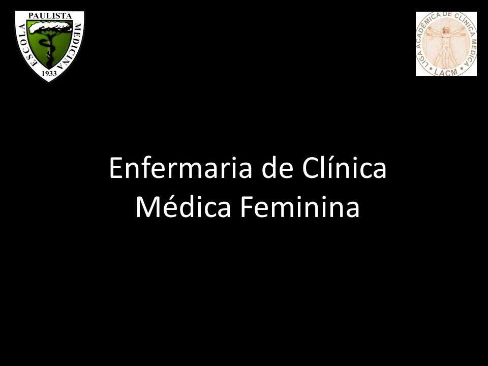 Enfermaria de Clínica Médica Feminina