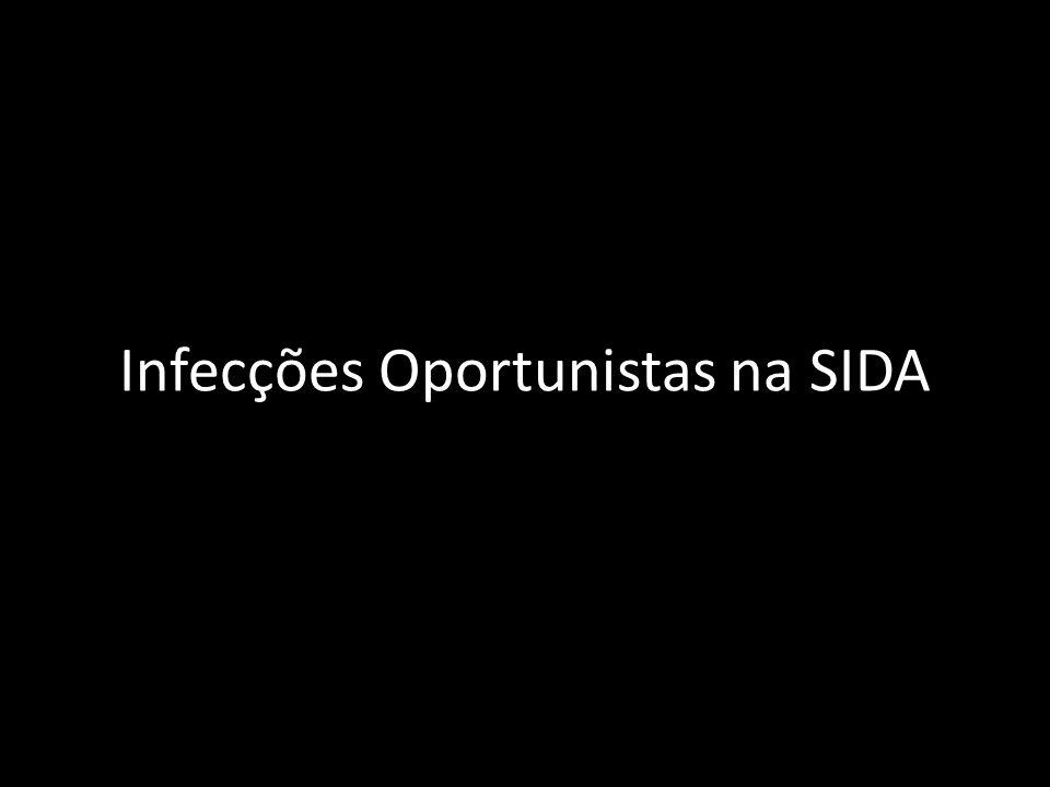 Infecções Oportunistas na SIDA
