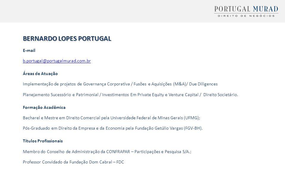 BERNARDO LOPES PORTUGAL