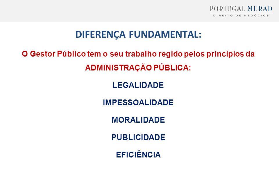 DIFERENÇA FUNDAMENTAL: