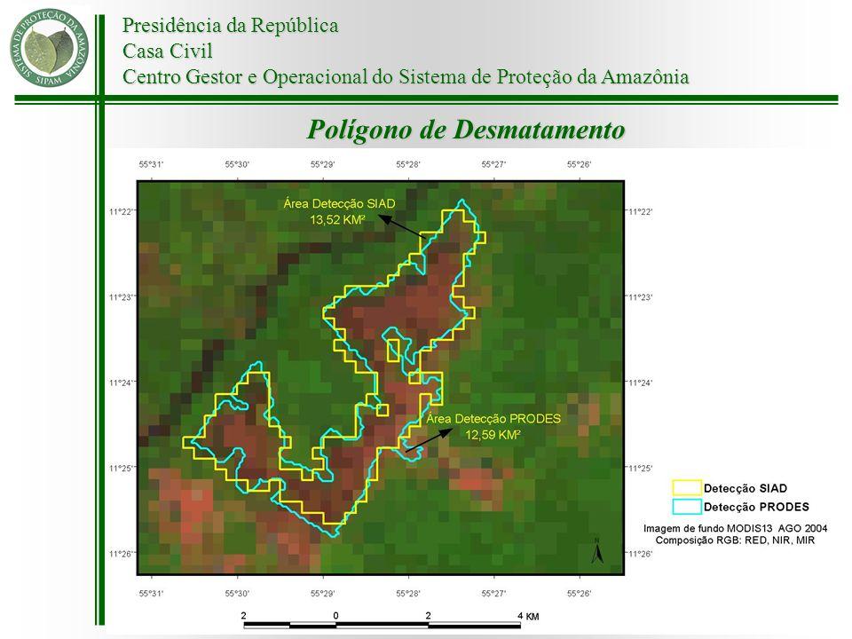 Polígono de Desmatamento