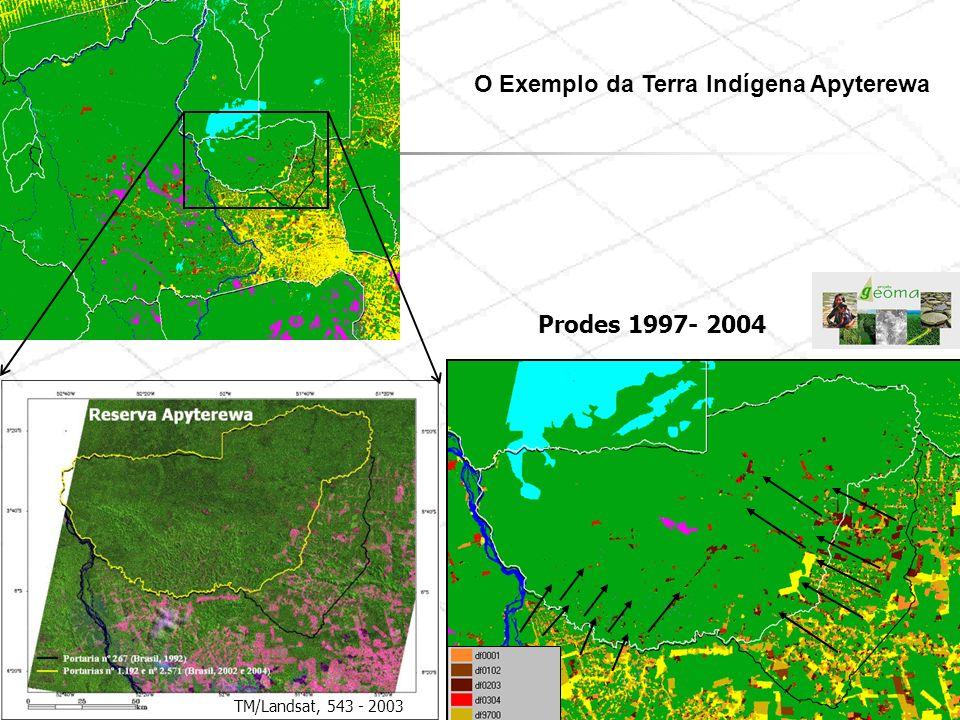 O Exemplo da Terra Indígena Apyterewa