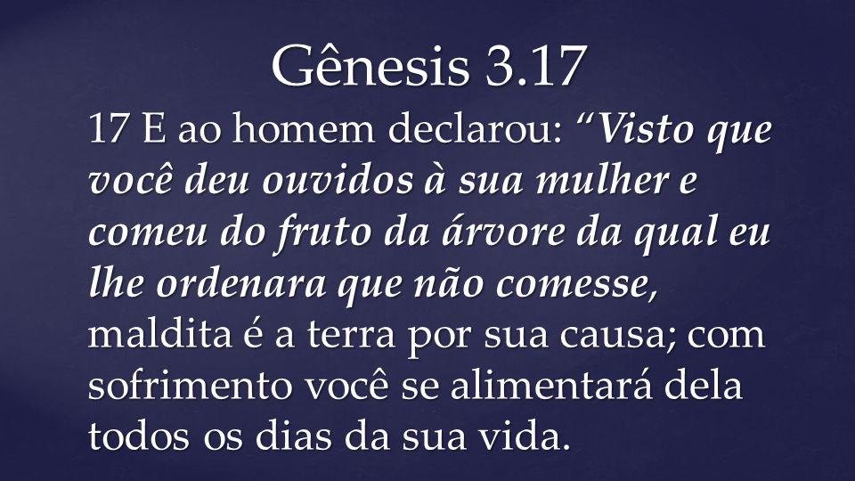 Gênesis 3.17