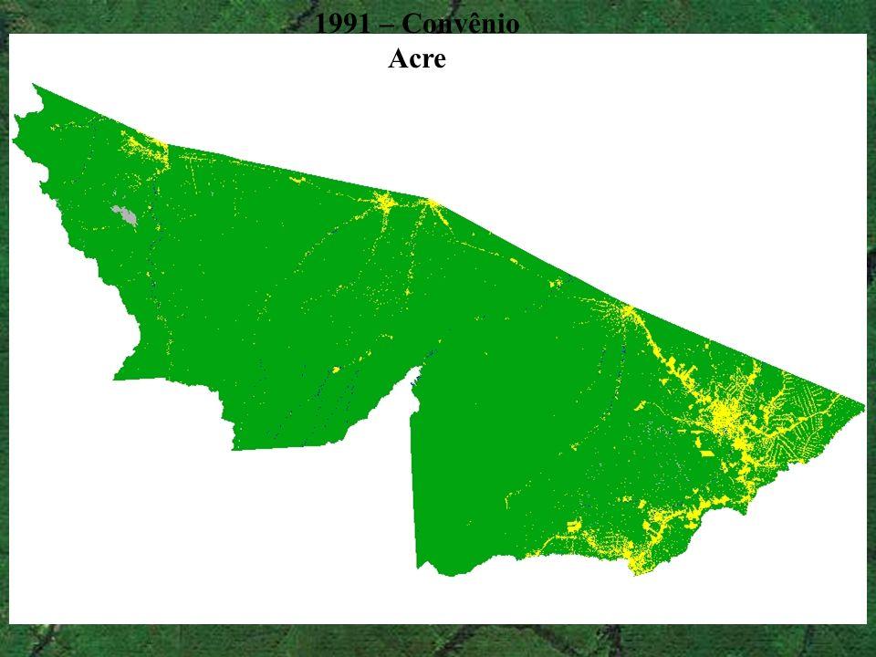 1991 – Convênio Acre