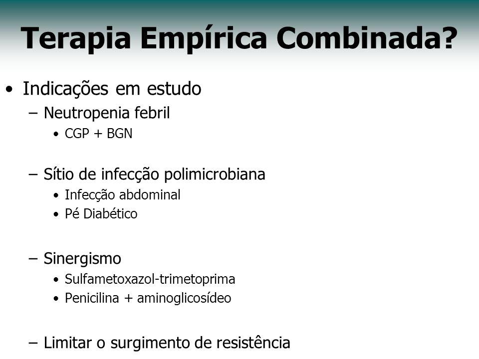 Terapia Empírica Combinada