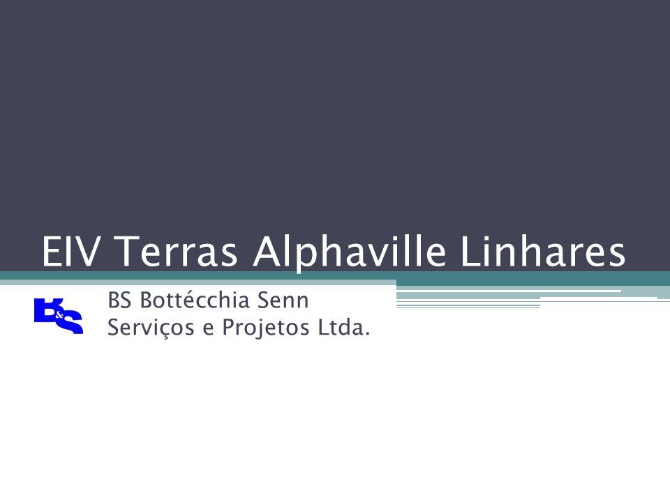 EIV Terras Alphaville Linhares