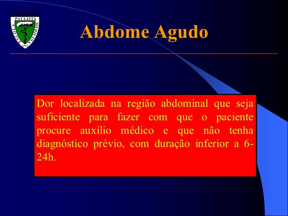 Abdome Agudo