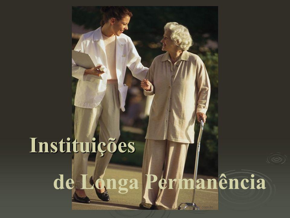 Instituições de Longa Permanência