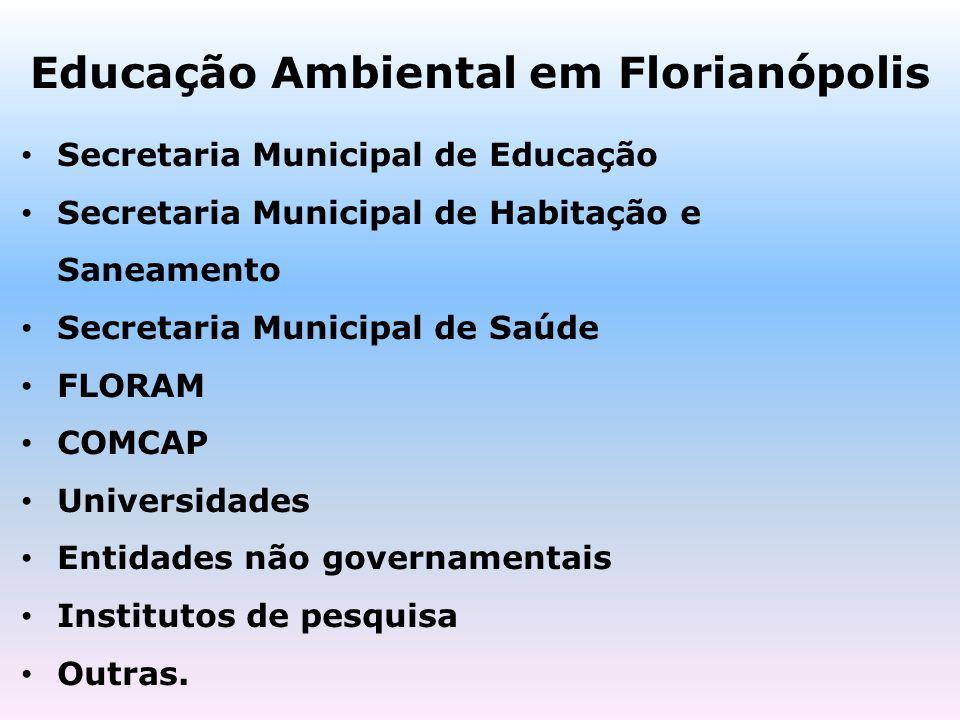 Educação Ambiental em Florianópolis