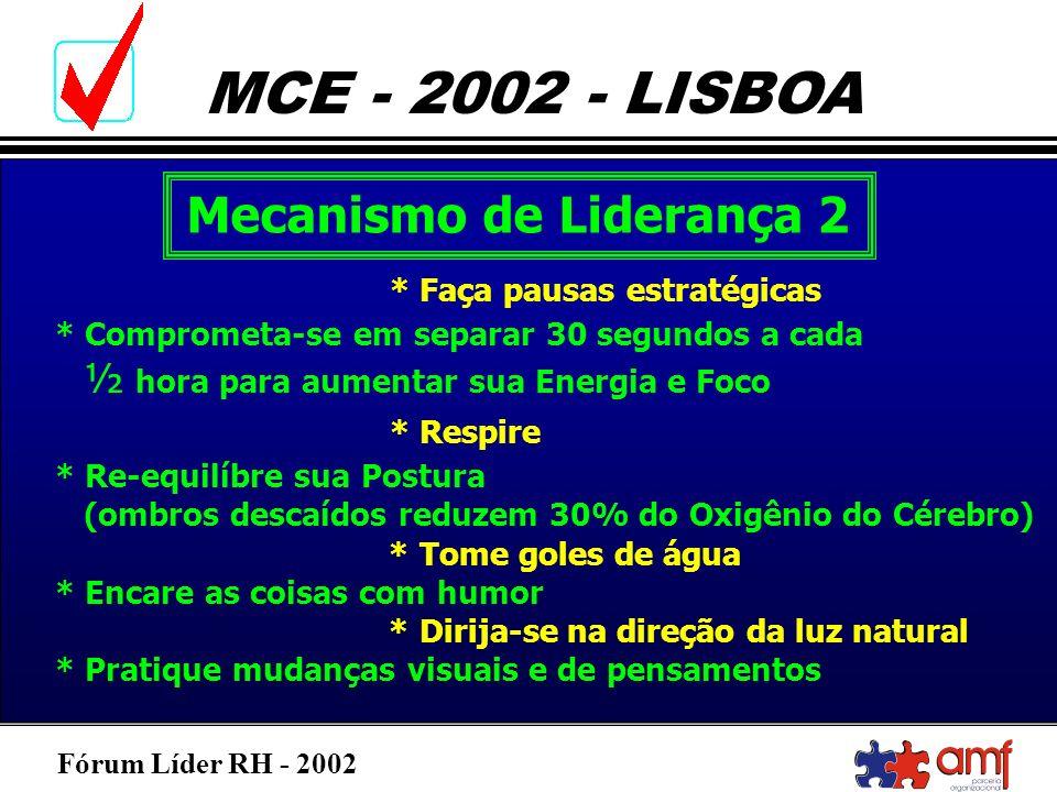 Mecanismo de Liderança 2