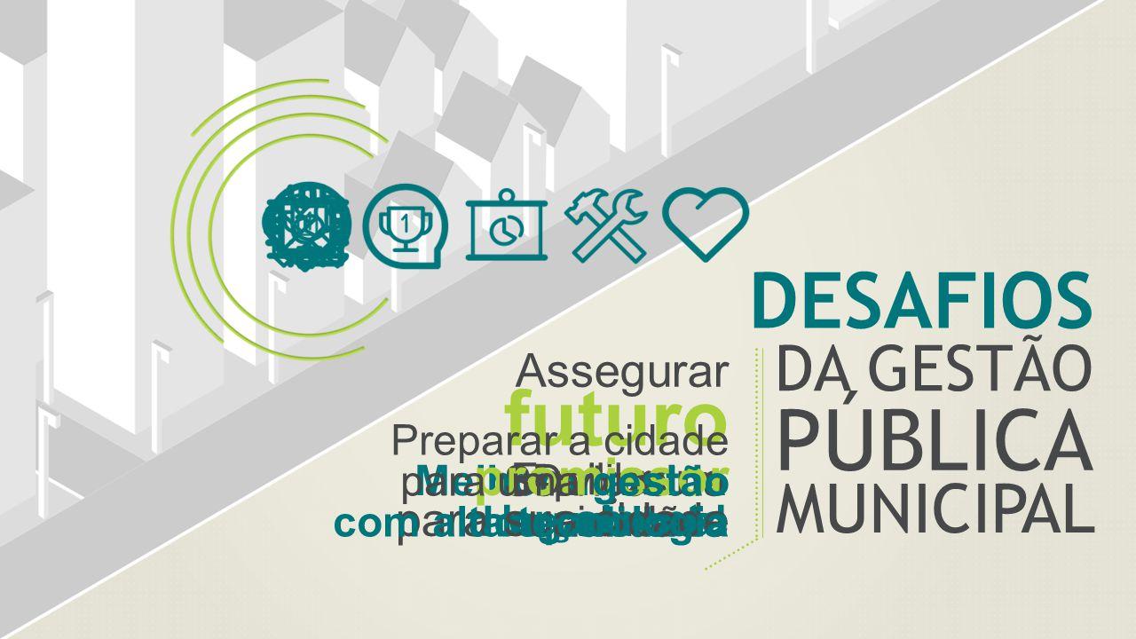 PÚBLICA DESAFIOS MUNICIPAL DA GESTÃO