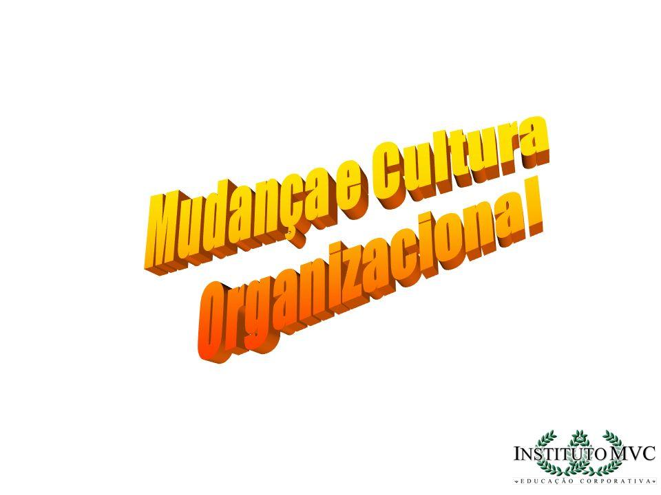 Mudança e Cultura Organizacional