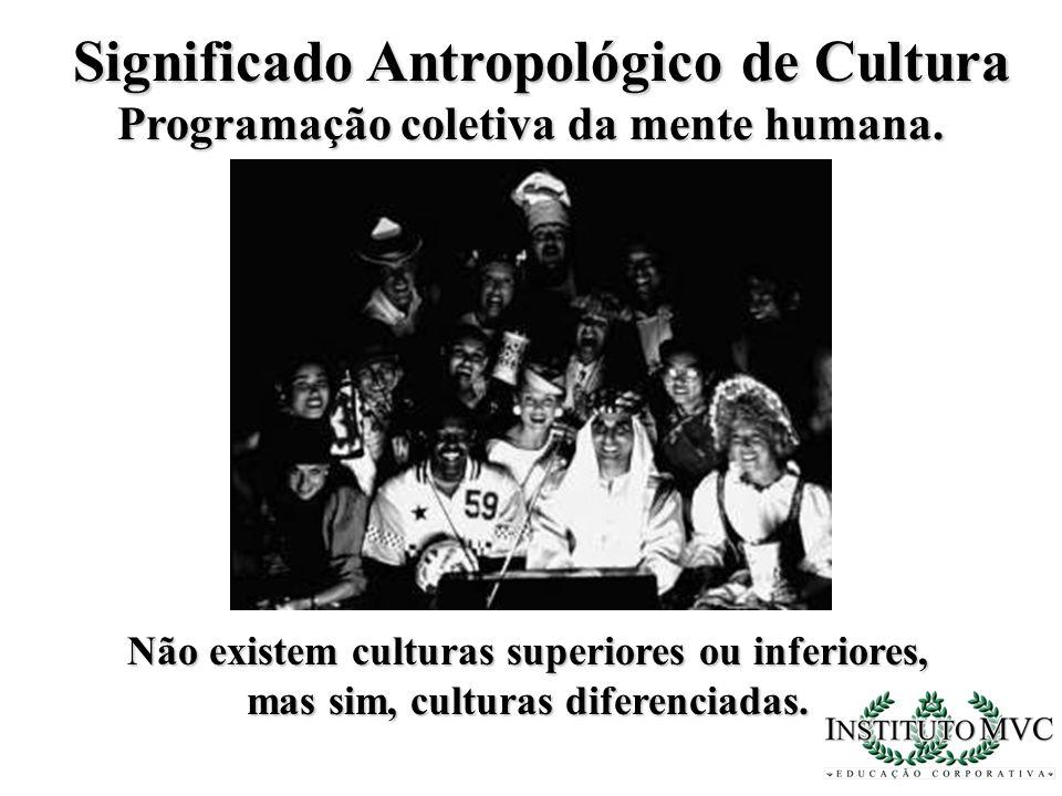 Significado Antropológico de Cultura