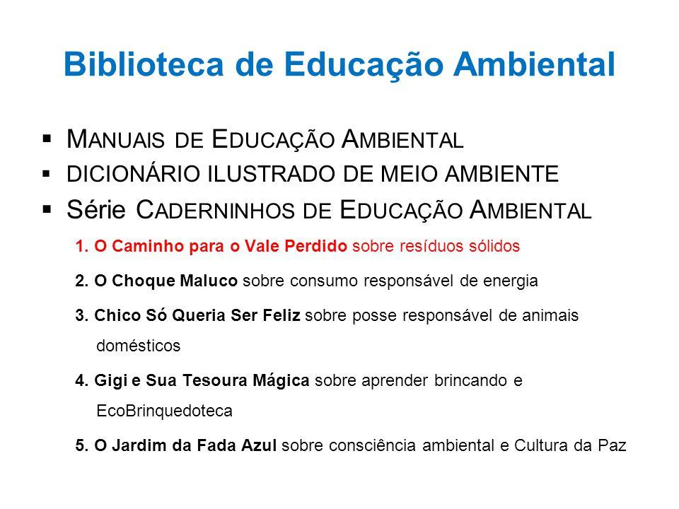 Biblioteca de Educação Ambiental
