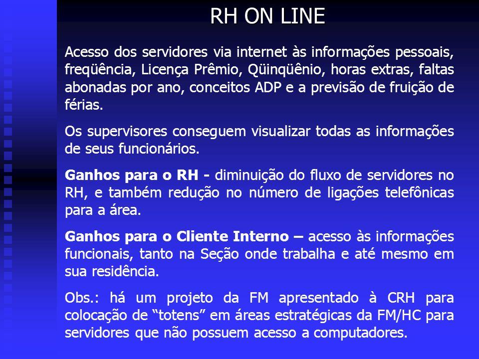 RH ON LINE