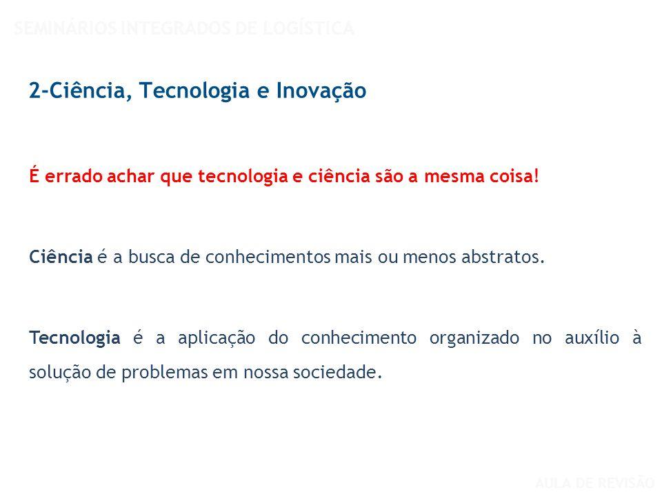 2-Ciência, Tecnologia e Inovação