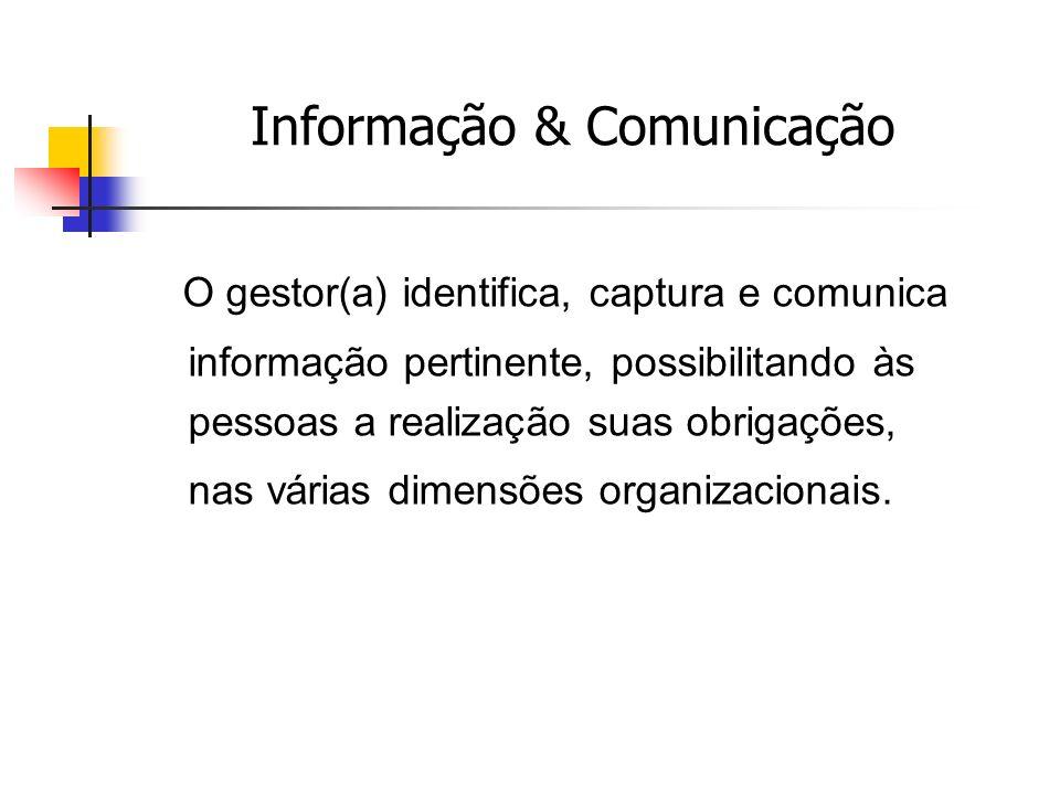 Informação & Comunicação