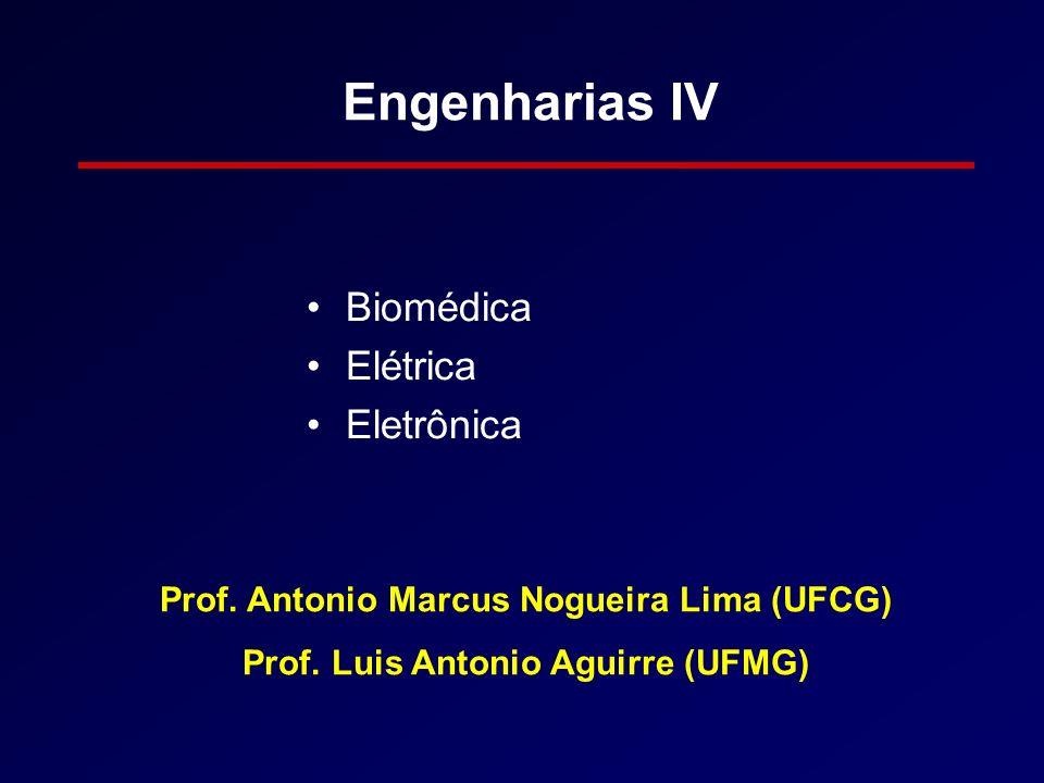 Engenharias IV Biomédica Elétrica Eletrônica