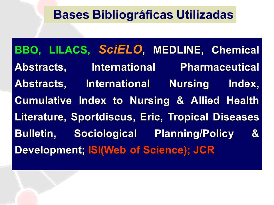 Bases Bibliográficas Utilizadas
