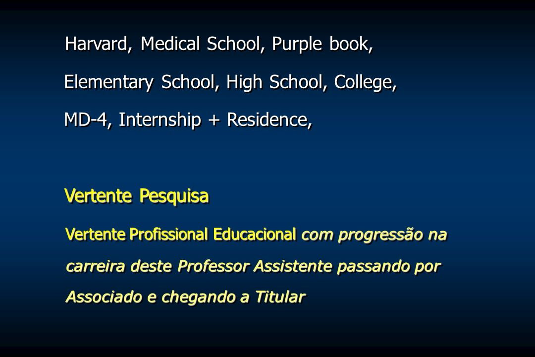 Harvard, Medical School, Purple book,