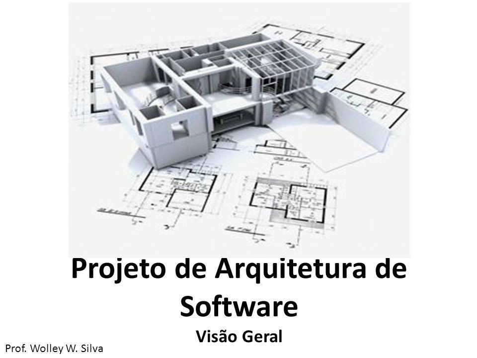 Projeto de Arquitetura de Software Visão Geral