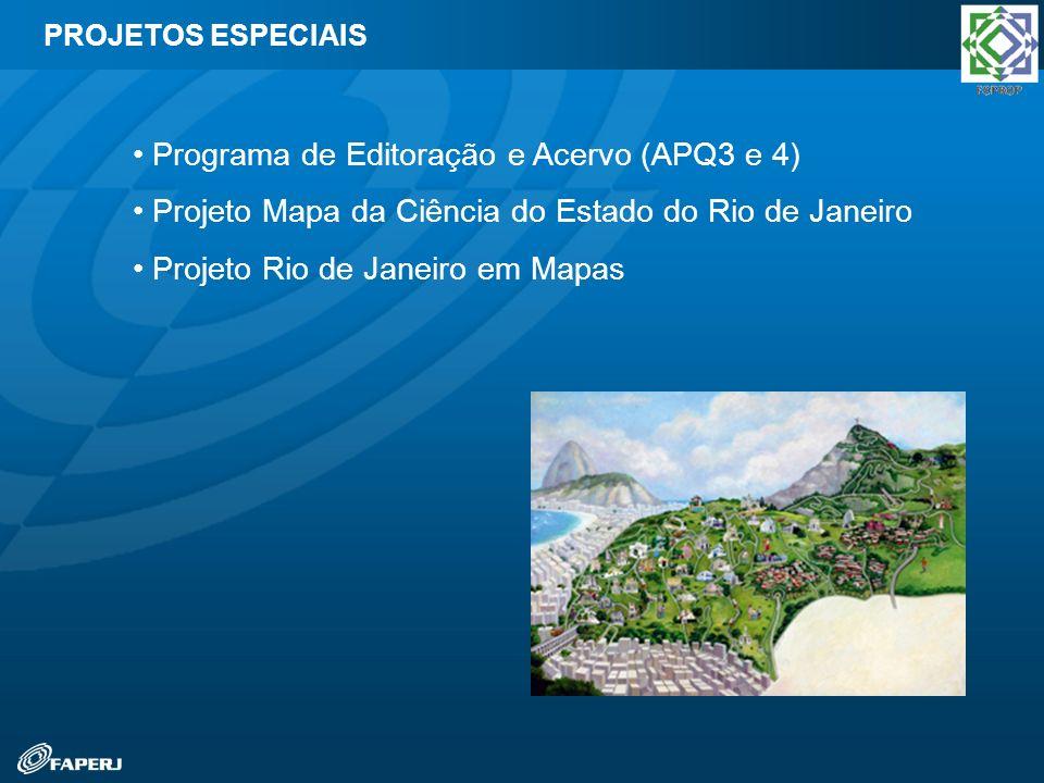 Programa de Editoração e Acervo (APQ3 e 4)