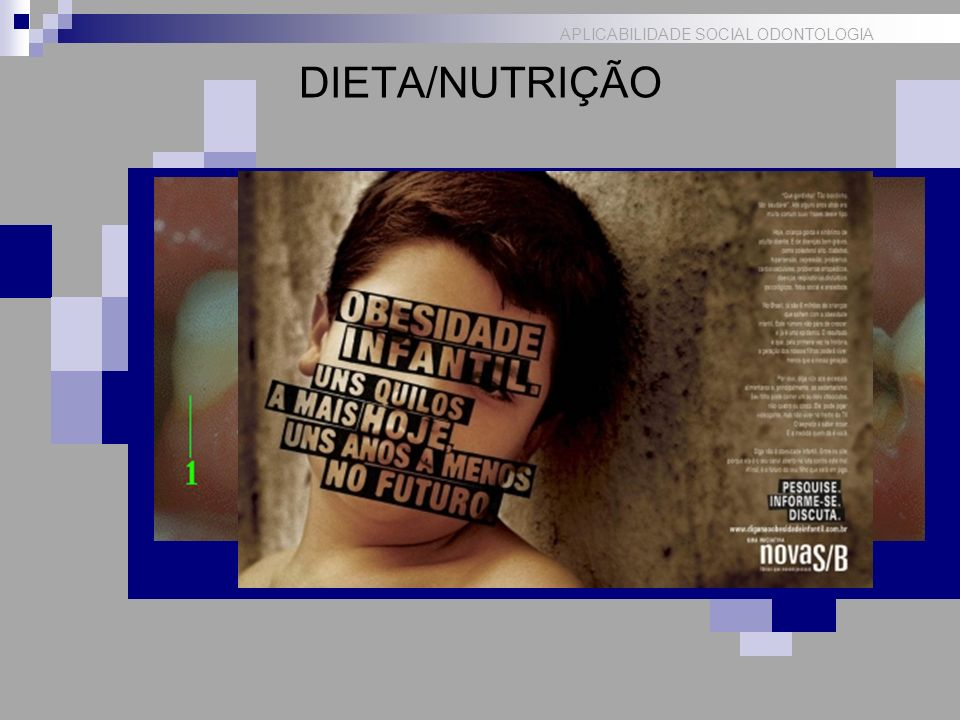 DIETA/NUTRIÇÃO