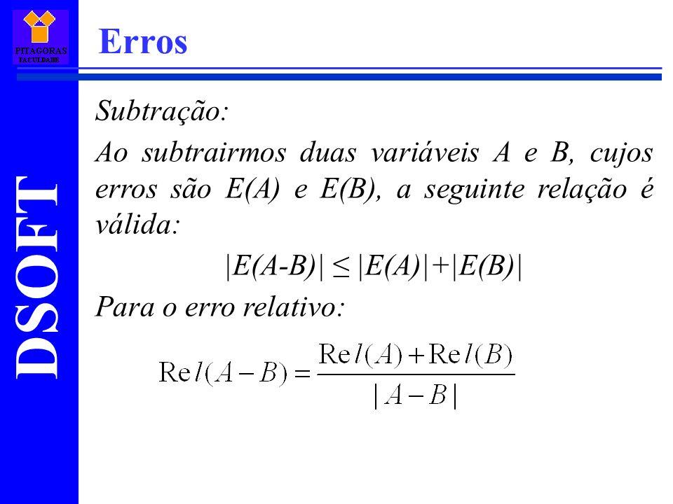|E(A-B)| ≤ |E(A)|+|E(B)|