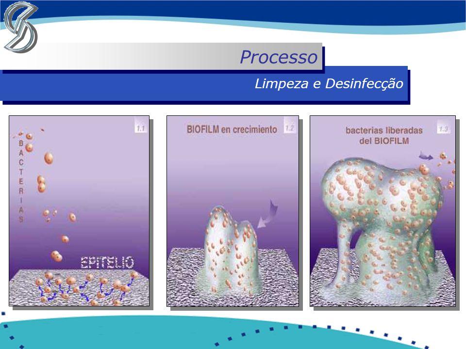 Processo Limpeza e Desinfecção