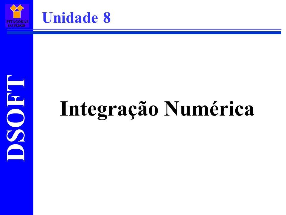 Unidade 8 Integração Numérica