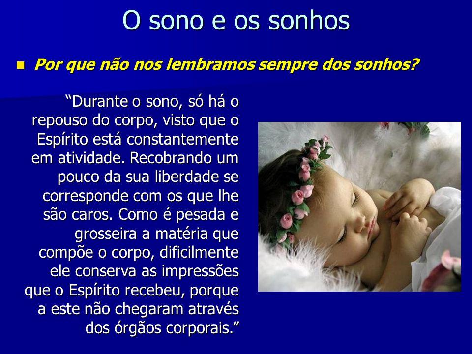 O sono e os sonhos Por que não nos lembramos sempre dos sonhos