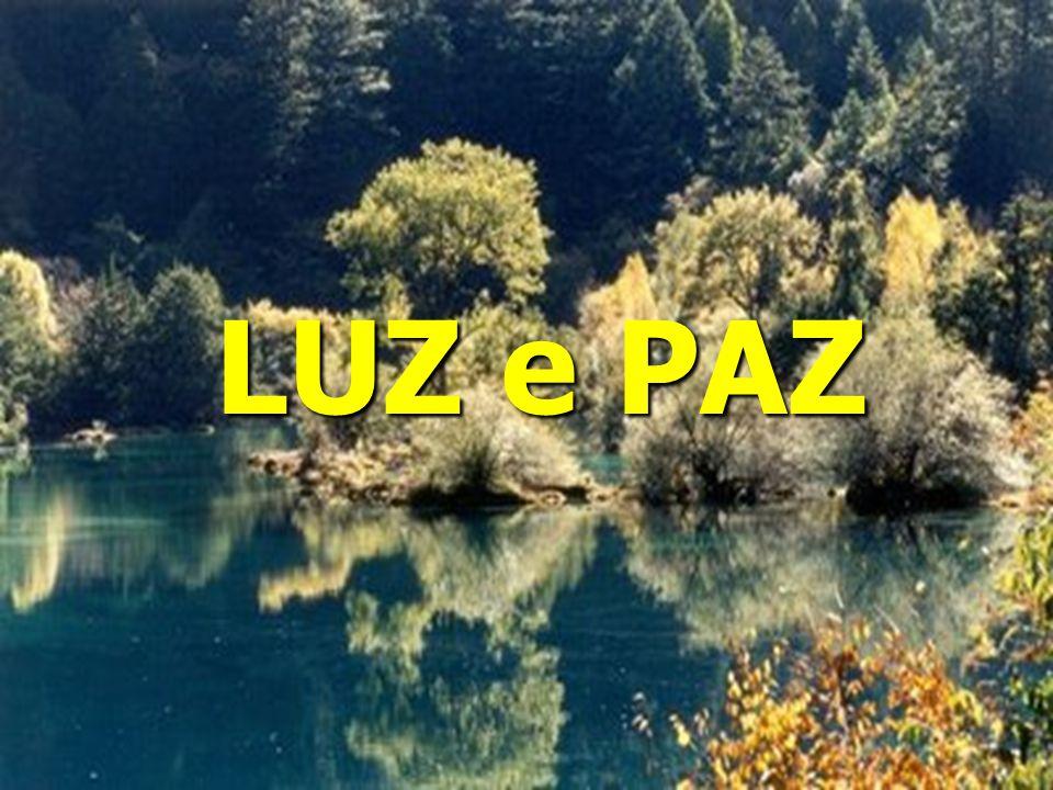 LUZ e PAZ