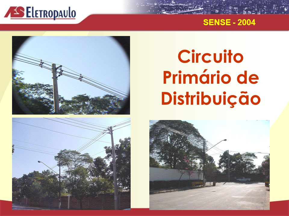Circuito Primário de Distribuição