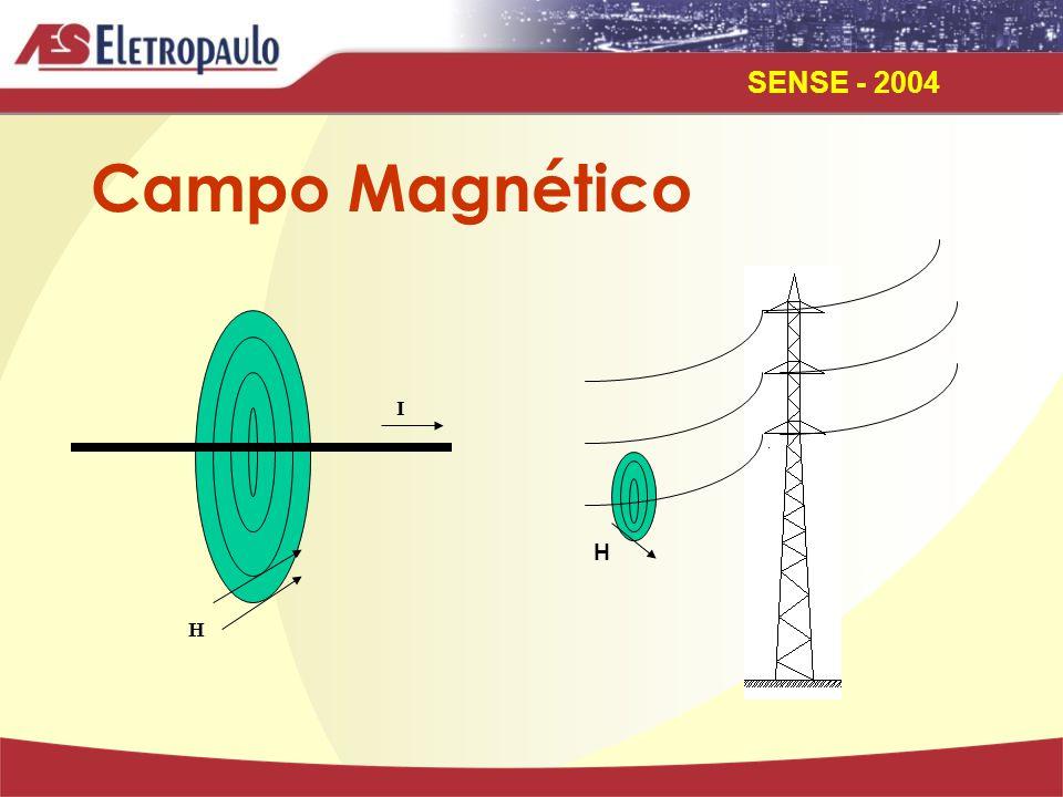 Campo Magnético I H