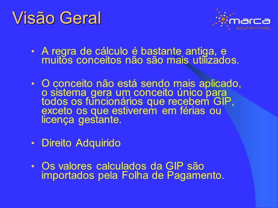 Visão Geral A regra de cálculo é bastante antiga, e muitos conceitos não são mais utilizados.