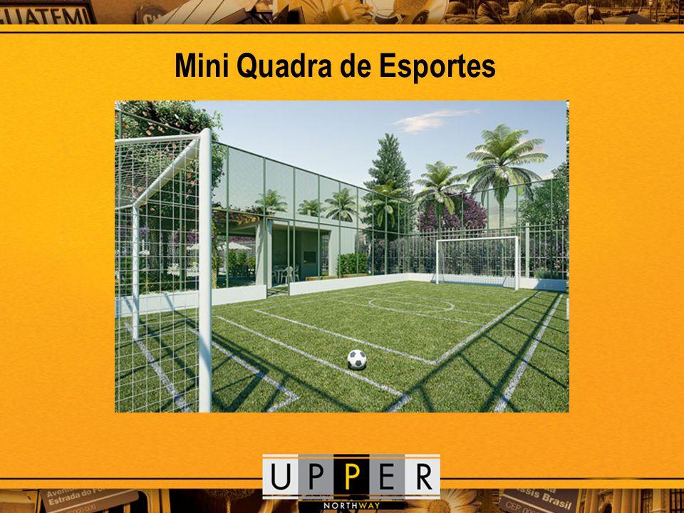 Mini Quadra de Esportes