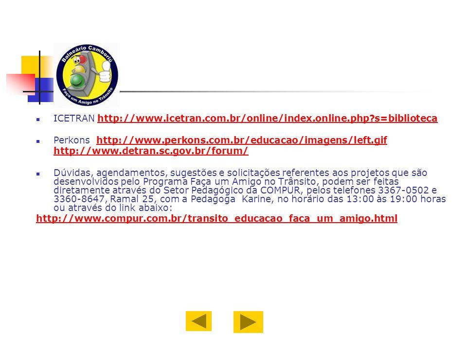 ICETRAN http://www.icetran.com.br/online/index.online.php s=biblioteca