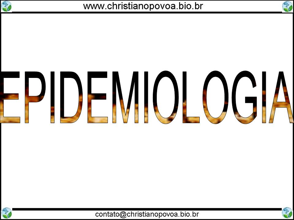 EPIDEMIOLOGIA Colocar Umbrela Corporation ao fundo