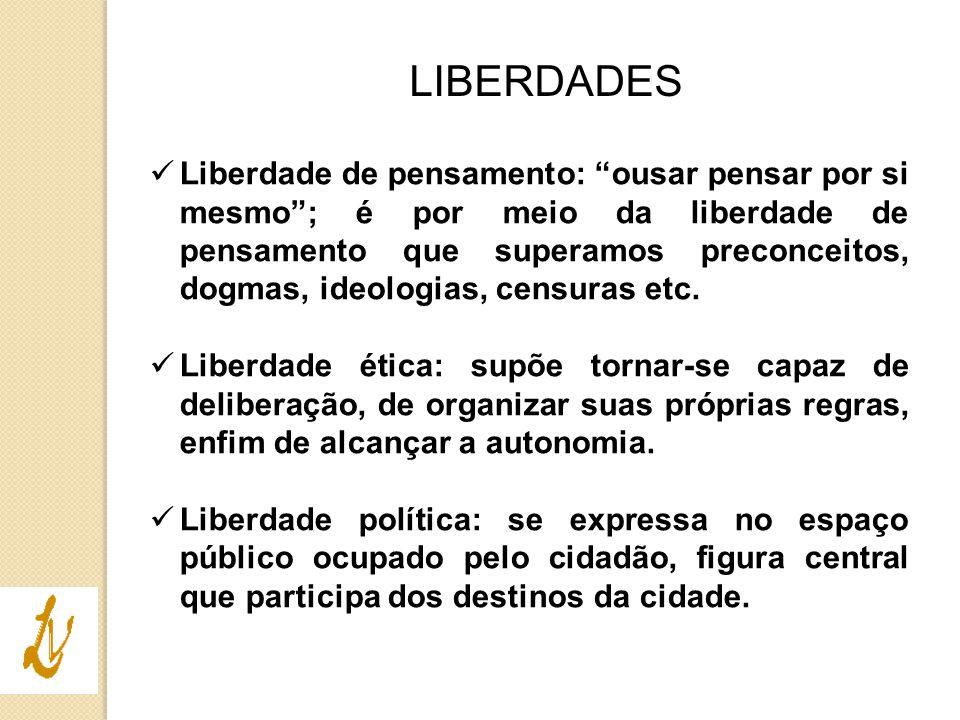 LIBERDADES