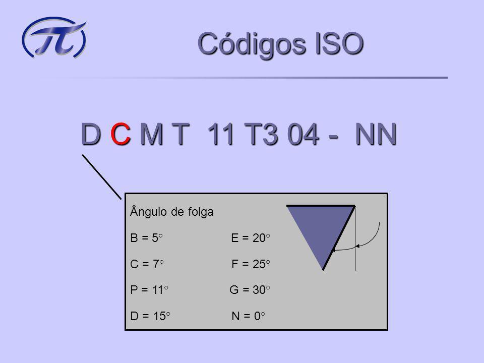 Códigos ISO D C M T 11 T3 04 - NN.