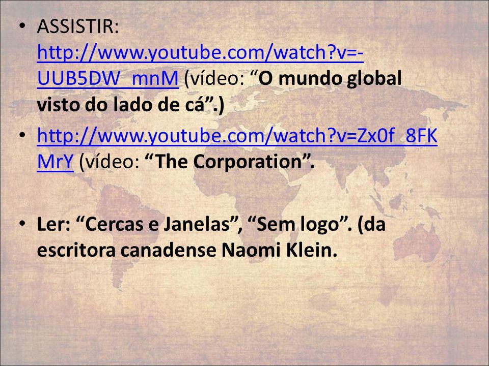 ASSISTIR: http://www. youtube. com/watch