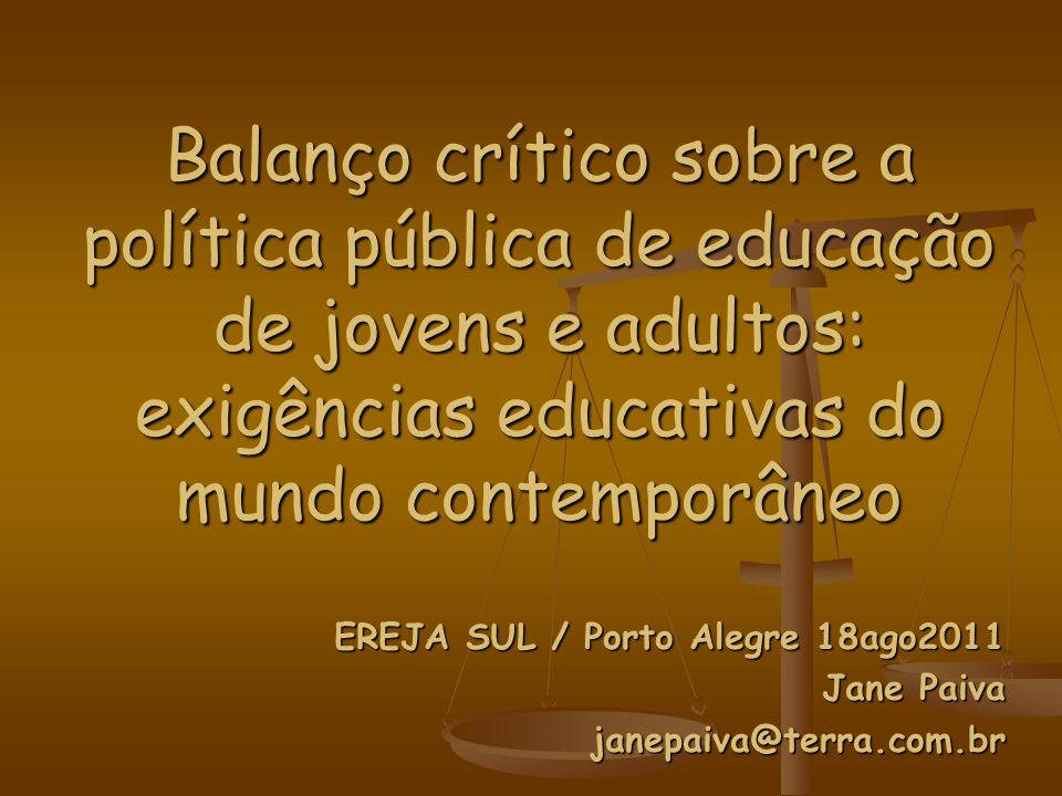 EREJA SUL / Porto Alegre 18ago2011 Jane Paiva janepaiva@terra.com.br