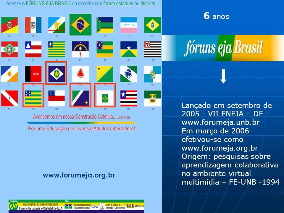 Portal dos Fóruns de EJA