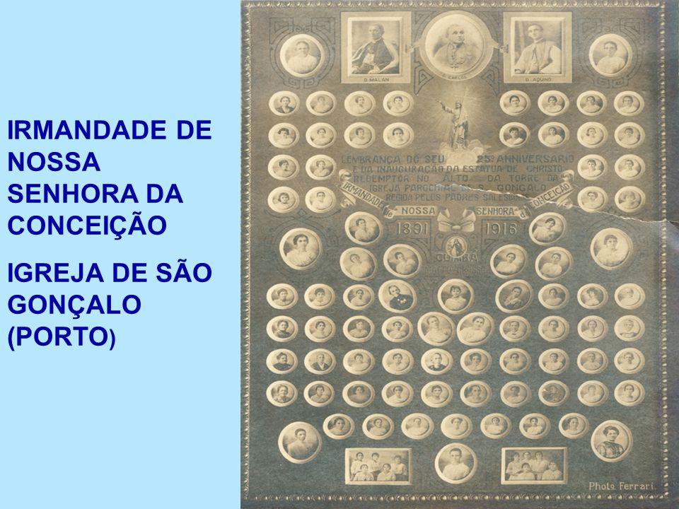 IRMANDADE DE NOSSA SENHORA DA CONCEIÇÃO